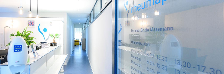 Zentrum für Integrative Medizin Aarau - Britta Massmann - Eingangsbereich unserer Praxis